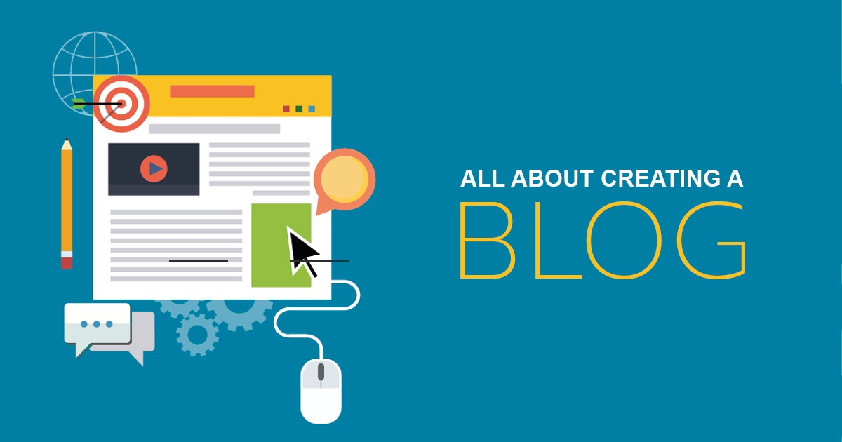 All About Creating A Blog - Crux Creative Solutions