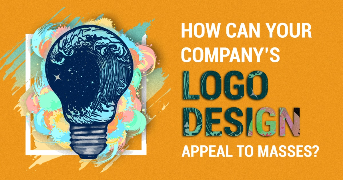 How Can Your Company's Logo Design Appeal To Masses?