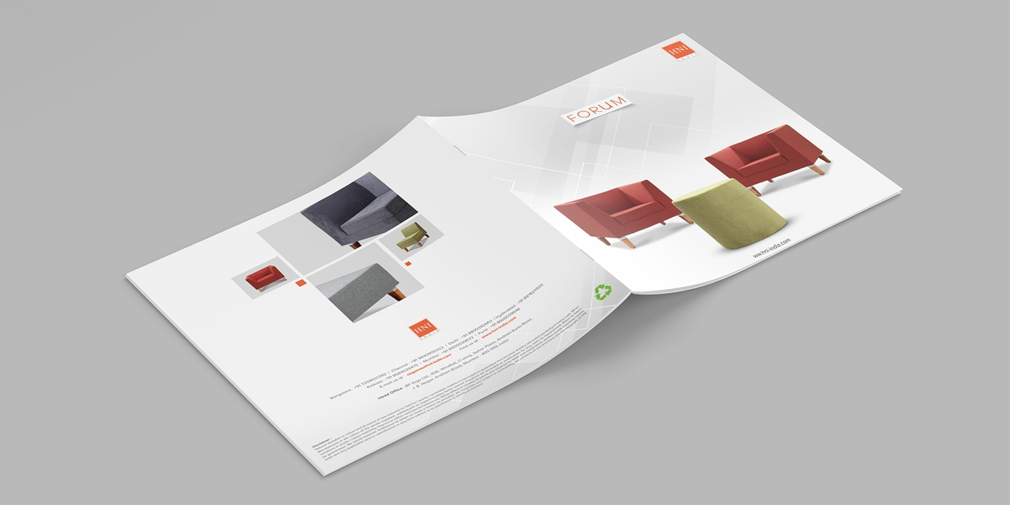 Corporate Brochure Designing Services in India