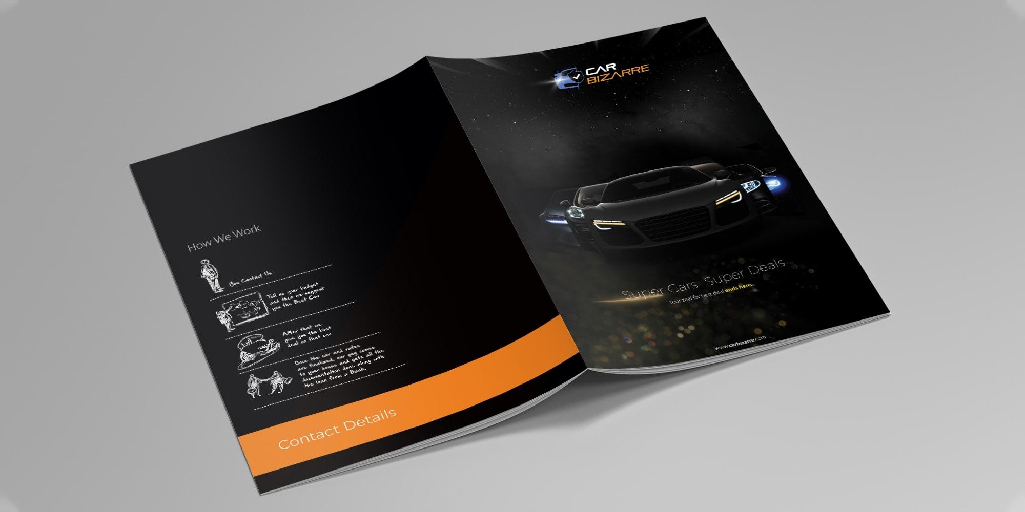 Corporate Brochure Designing Company In Gurgaon Crux,Medical Store Interior Design In India
