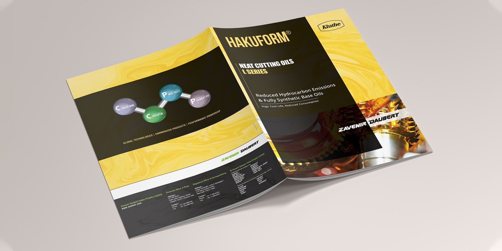 Brochure Designing Services in Gurgaon