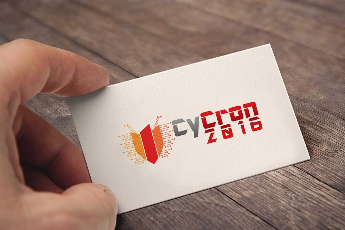 best website designs, cycron logo