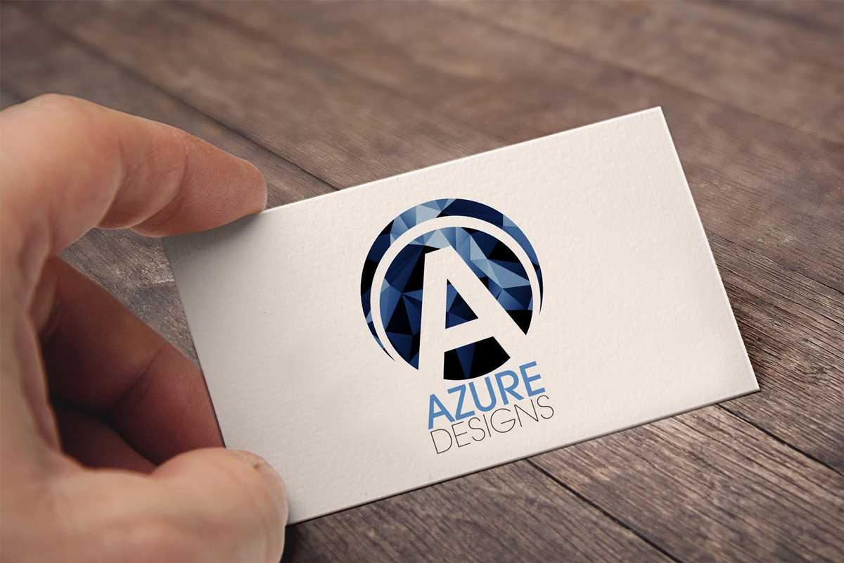 motion graphics agency, AZURE-DESINGS_vcard