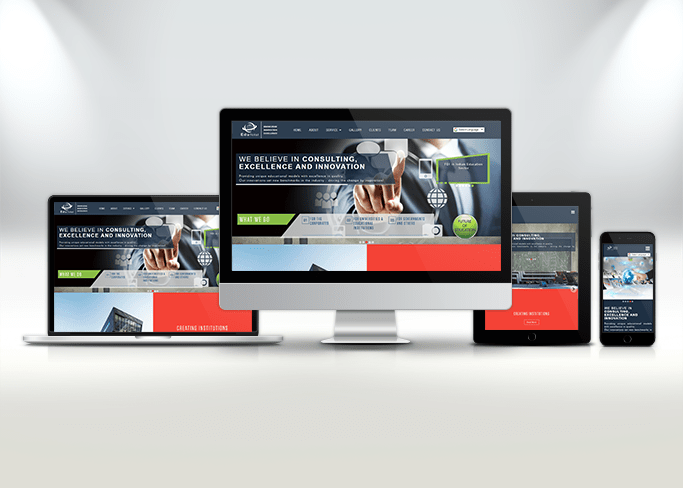 Responsive website designing company in Gurgaon