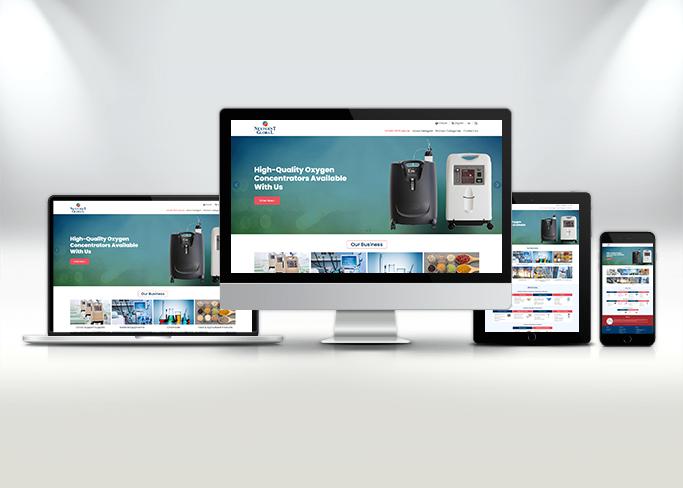 PHP website development company in Delhi NCR