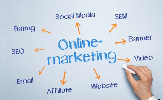 online marketing company in india