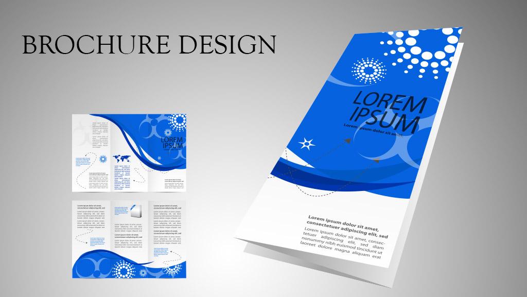 company brochure designing
