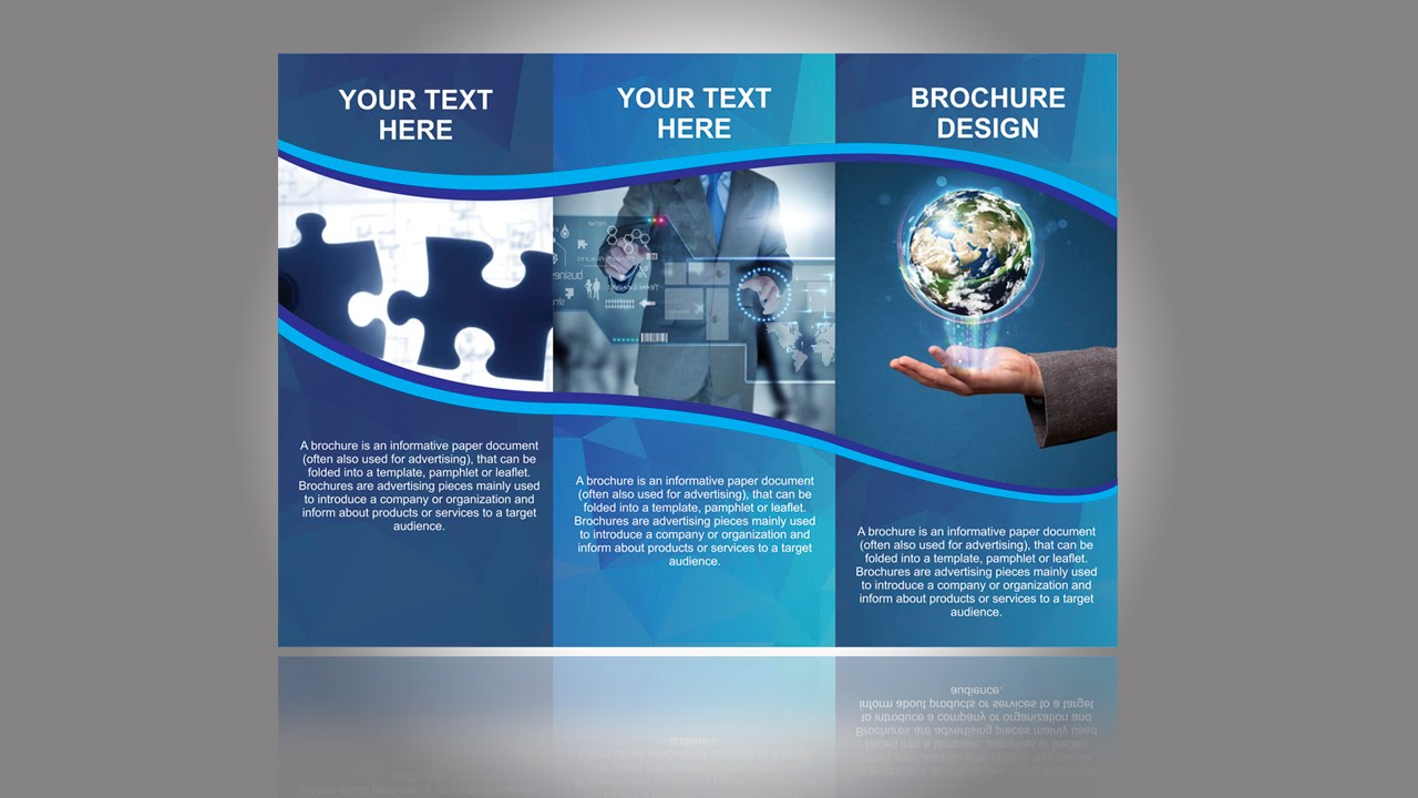 brochure designing services in india