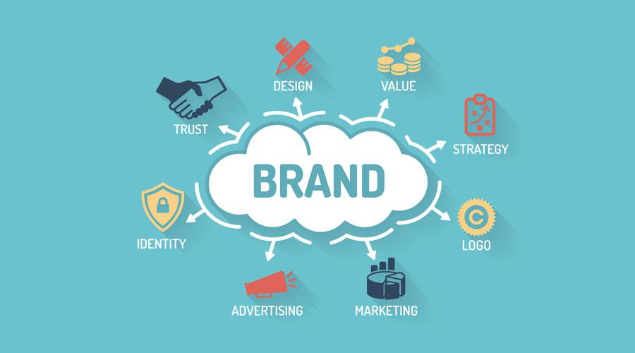 brand identity creation