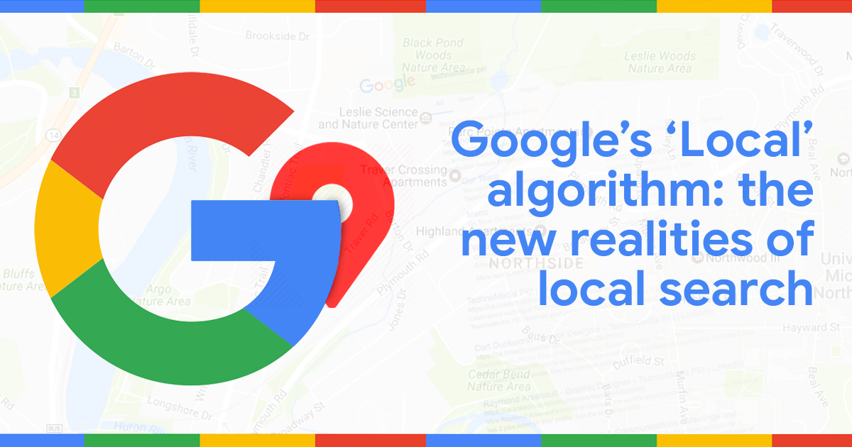 The New Realities Of Local Search