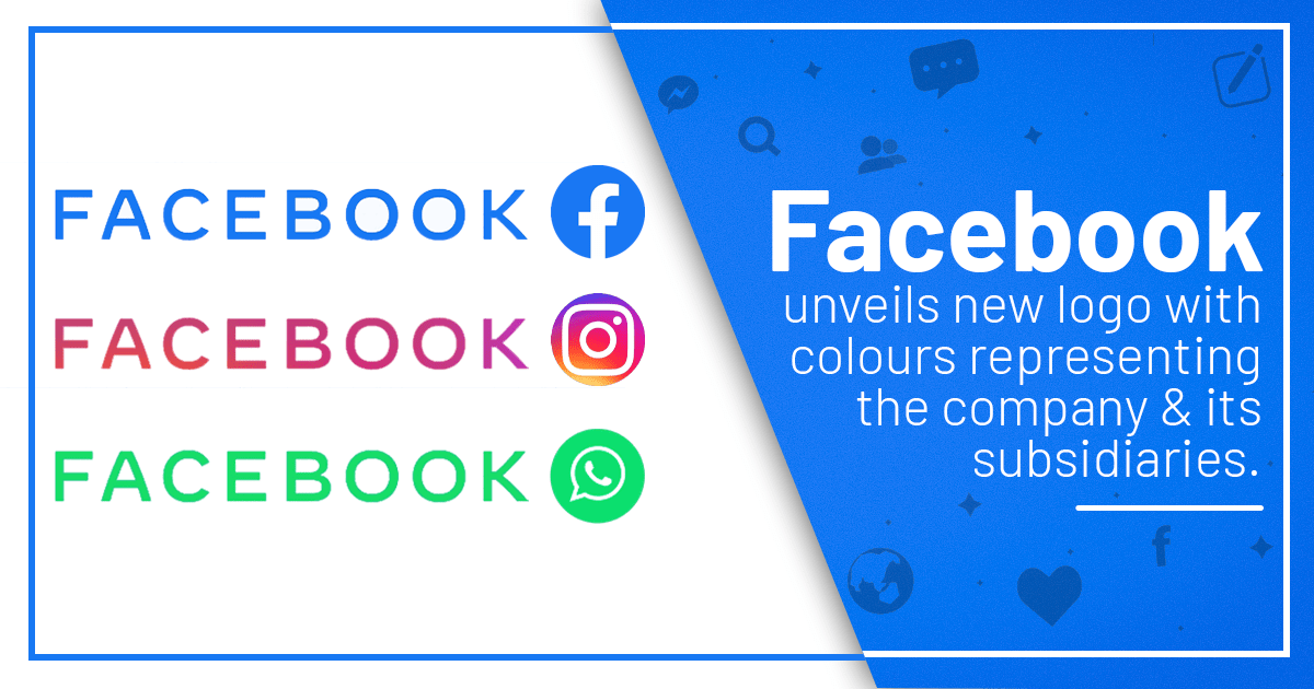 Facebook-Unveils-New-Logo-With-Colours-Representing-the-company