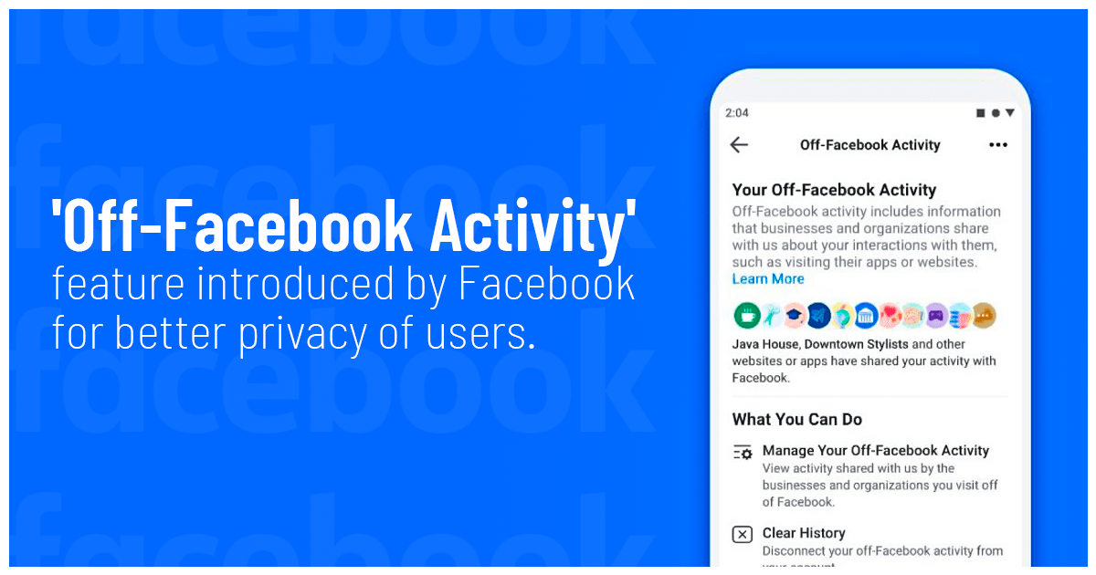 'Off-Facebook Activity' Feature Introduced by Facebook for Better Privacy of Users